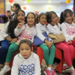 ING Bank and World Vision share joy to 150 ING Learning Center students