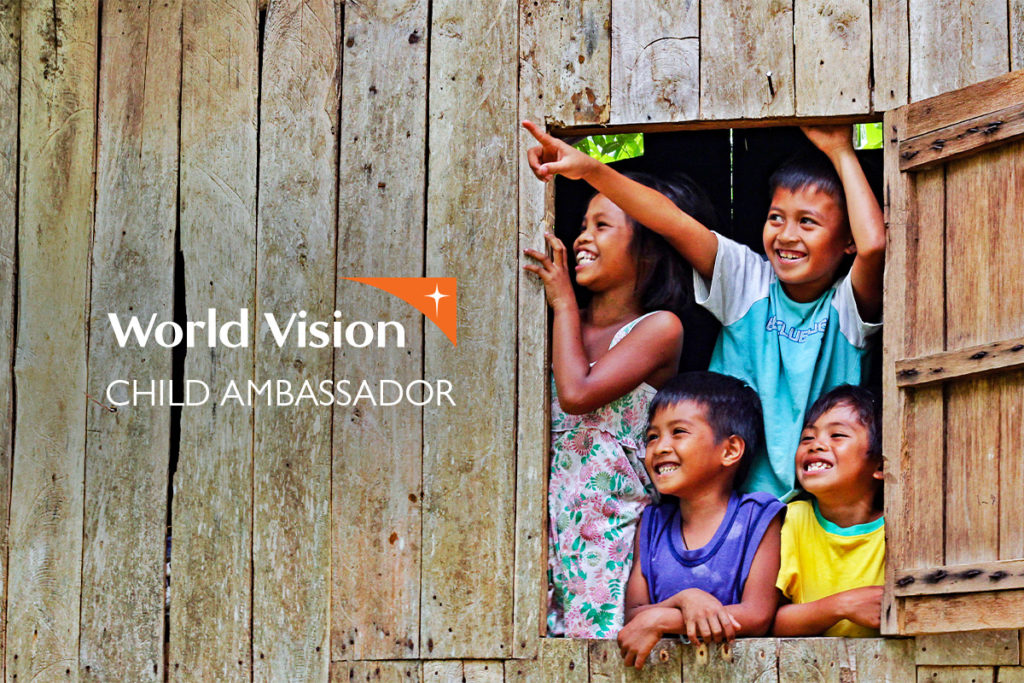 Join our league of grateful givers. Be a Child Sponsorship Ambassador! Help us educate people about the needs of children and their communities in the Philippines