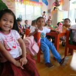 LOOK: Classroom receives full renovation for the first time in 25 years