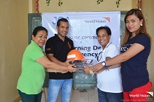 World Vision, JOA provide emergency kits to local community in Camarines Sur