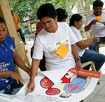 Volunteers lead fight against tuberculosis