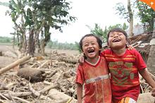 Children, families find hope after Agusan flood