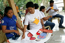 Volunteers lead fight against tuberculosis