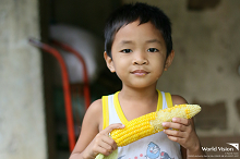 Saving for rainy days: How a mother restored her farm from a super typhoon