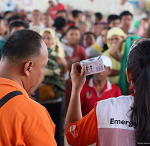 World Vision continues its efforts for people displaced by Marawi crisis
