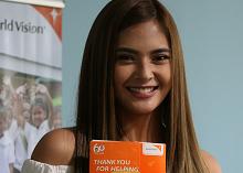 Kapuso Teen Star Bianca Umali, named World Vision Youth Ambassador for Education
