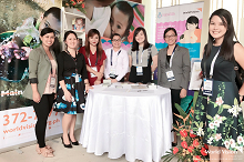 World Vision and breastfeeding advocates come together for a common cause