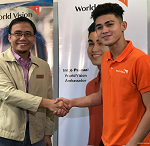 Inigo Pascual is World Vision's newest ambassador for children