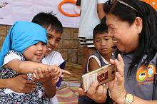 5-day CFS help children adjust after Malabon fire