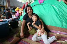 Hygiene and education needs of Marawi IDPs