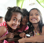 World Vision partners with Unilab Foundation to help children deal with disasters