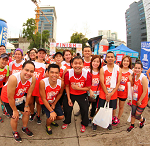 World Vision Run 2017 gave Cebuano runners a fulfilling and joyous time