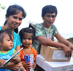 World Vision reaches more than 1,000 Nina-hit families