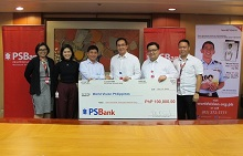 PSBank shares Christmas cheer with World Vision communities