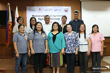 World Vision and DepEd ink partnership to improve ICT classrooms in Malabon