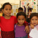 World Vision tent classrooms: Safe learning spaces for Marawi learners