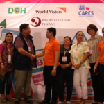 World Vision turns over the Mother-Baby Friendly Philippines Reporting Platform to DOH, encourages public to report Milk Code violations
