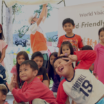 World Vision has opened its Child-Friendly Space in Benguet