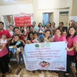 Iloilo town celebrates Breastfeeding Awareness Week