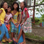 Child Sponsorship helps provide access to safe drinking water for school children Siayan