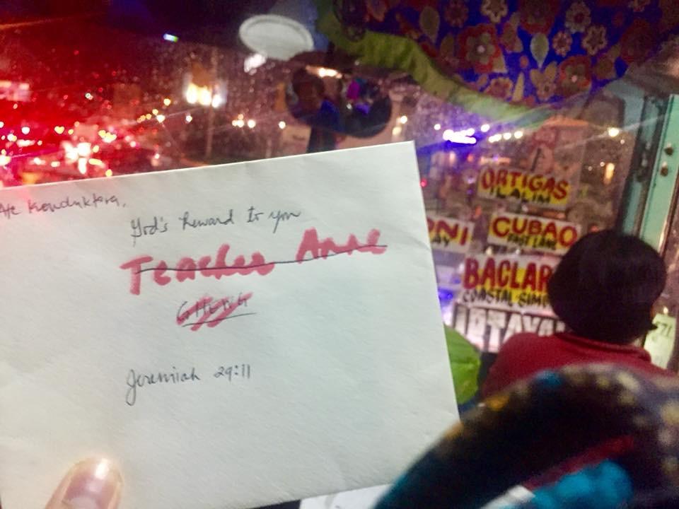 Gift of EDSA