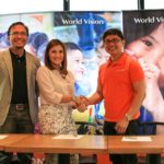 "Camille Prats joins World Vision to launch ""A Pursuit of Joy"""