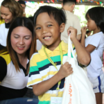 World Vision promotes joy of giving and togetherness through its Christmas campaign