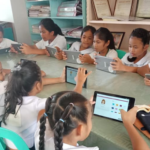 World Vision and ProFuturo Foundation launched  the nationwide Digital Education project in Malabon City