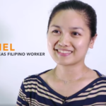 Raziel: an OFW from Qatar shares how becoming a Child Sponsor changed her life
