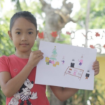 The Gift of Love: Hilarey – A Sponsored Child Christmas Story