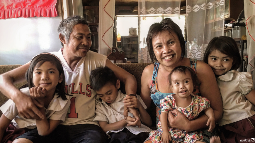One For Children | Regaining Hope: Pia's road to recovery