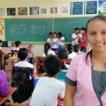From a shy girl to an elected youth leader and an aspiring teacher