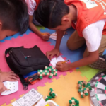 World Vision simulates Child-Friendly Space in DRR event