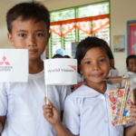 Mitsubishi Motors Philippines donates school building to World Vision Partner
