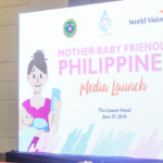 Mother-Baby Friendly Philippines Media Launch