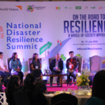 World Vision co-organizes Philippines' first national disaster resilience summit
