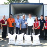 Rice Donation arrives in the Philippines for World Vision Marawi Response