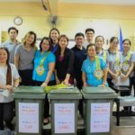"World Vision and Procter & Gamble in partnership with Department of Education Malabon Division Office launched ""Pag-asa sa Basura"""