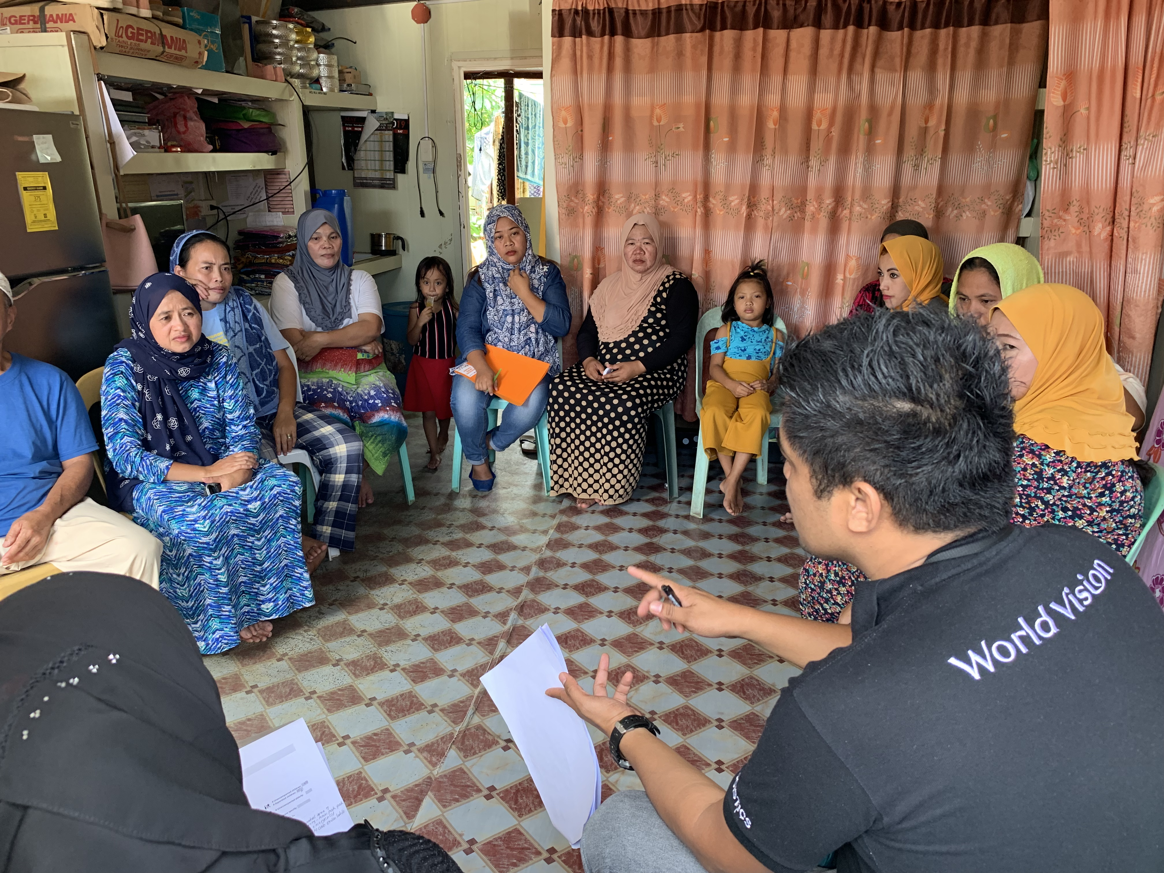 World Vision Development Foundation, through its Marawi Peace and Protection Project, successfully implemented reinforcement of existing Child Protection mechanisms in Marawi City.