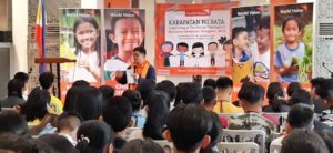 Children Crafted Rights Agenda for PH Gov't in World Vision National Congress