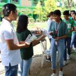 Students, teachers celebrate Global Handwashing Day through amazing race
