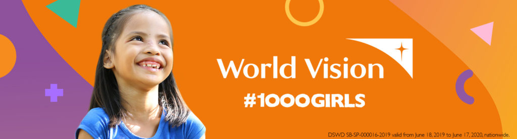 In the context of girls' empowerment and in the lead up to International Day of the Girl on Friday 11th October, World Vision is leading a movement to sponsor 1000s of girls around the world.
