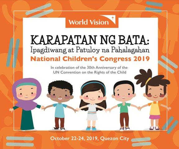 Child Sponsorship | Karapatan ng Bata: Ipagdiwang at Patuloy na Pahalagahan
