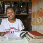 World Vision's Barkadahan Project brings hope  to former out-of-school youth girl