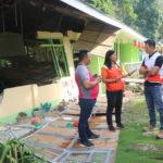 WV ambassadors Marc Nelson, JJ Dolor visit quake-hit Cotabato