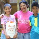 Malen finds Hope in Noche Buena Gift