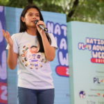 Bianca Umali stresses the importance  of play in child development