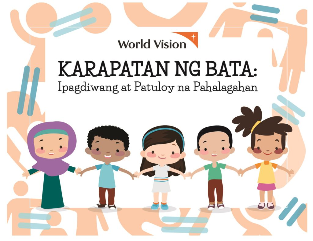 World Vision joins CWC, DSWD and NYC in 2019 National Children's Month celebration