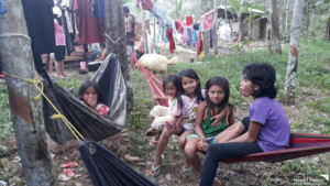 """Raycel is a 13-year-old girl from Kidapawan City. She recounted her experience when the earthquake happened. """"I was terribly worried because my parents and other siblings were not at home. We survived the earthquake but we need to face new challenges in our temporary shelter. Extreme heat or rain punishes us inside our makeshift tent,"""" Raycel said. """"We need extra tarpaulin and other shelter materials, food, water, and medicines."""""""