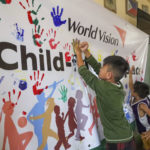 World Vision creates friendly space  exclusive for Taal affected children